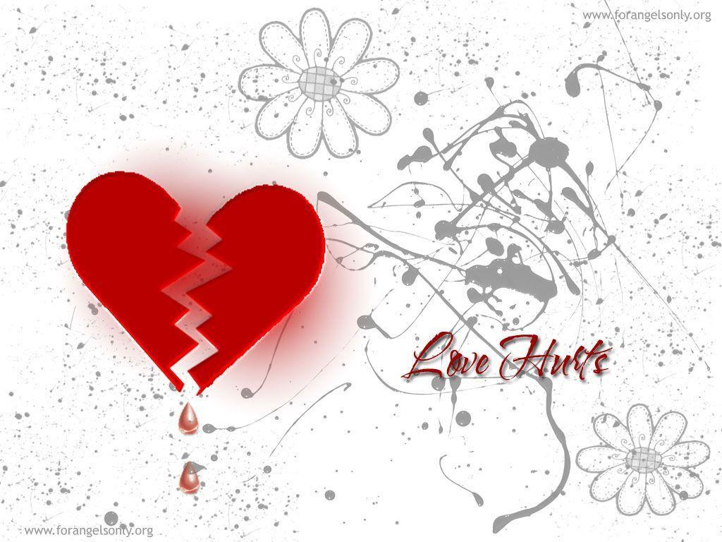Android Phones Wallpapers: Android Wallpaper Broken Heart