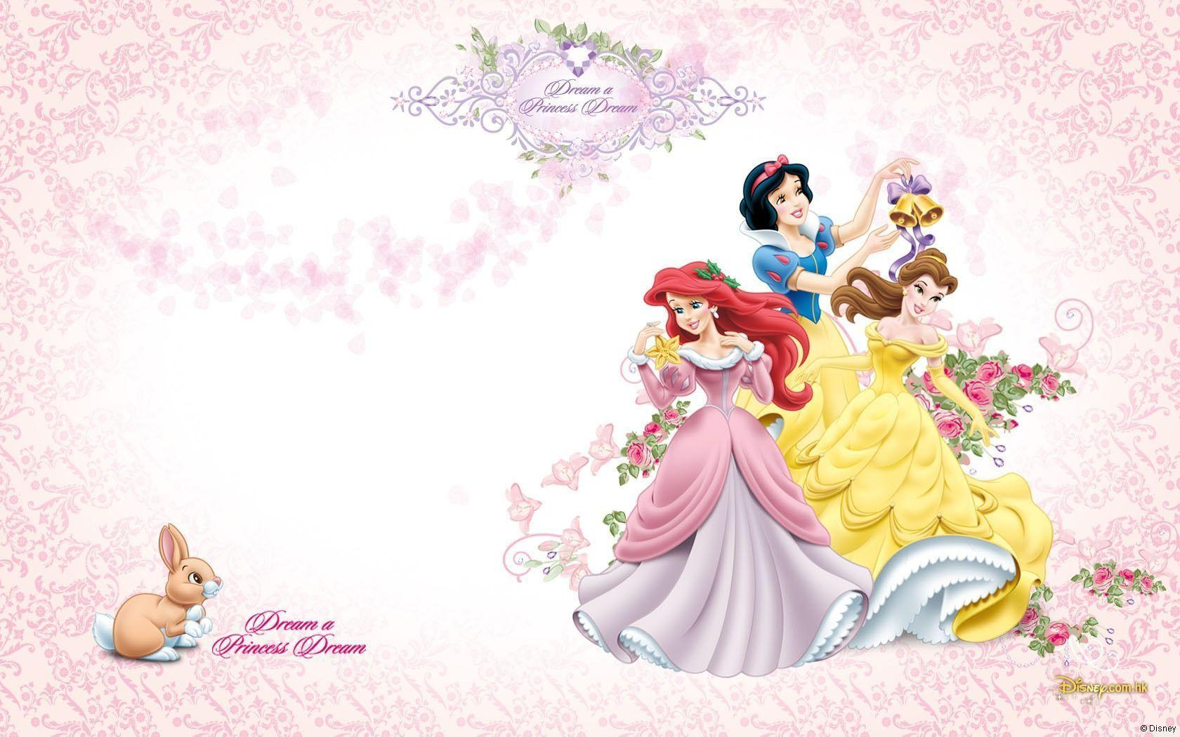 Disney Princess Backgrounds Wallpaper Cave