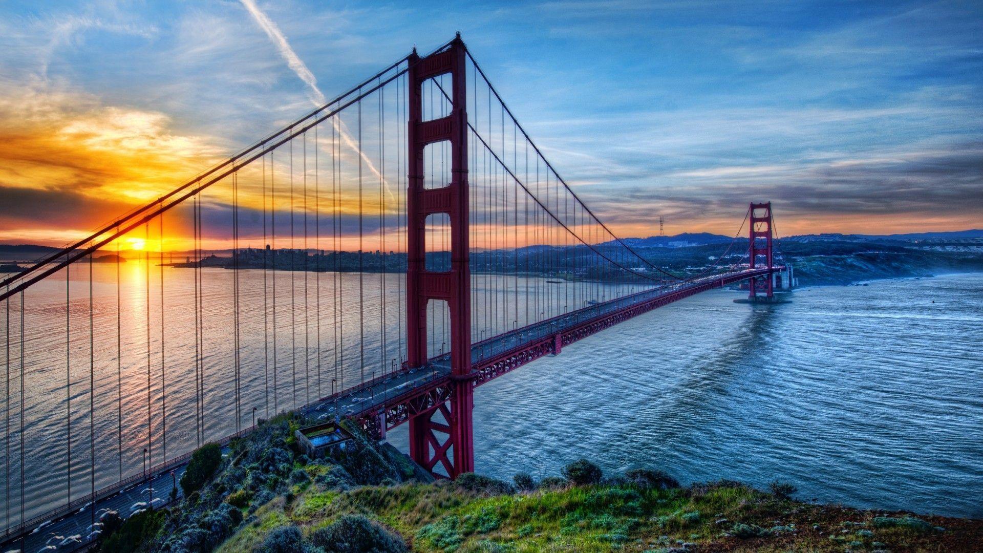 Golden Gate Bridge Wallpapers | WallPaper Glow