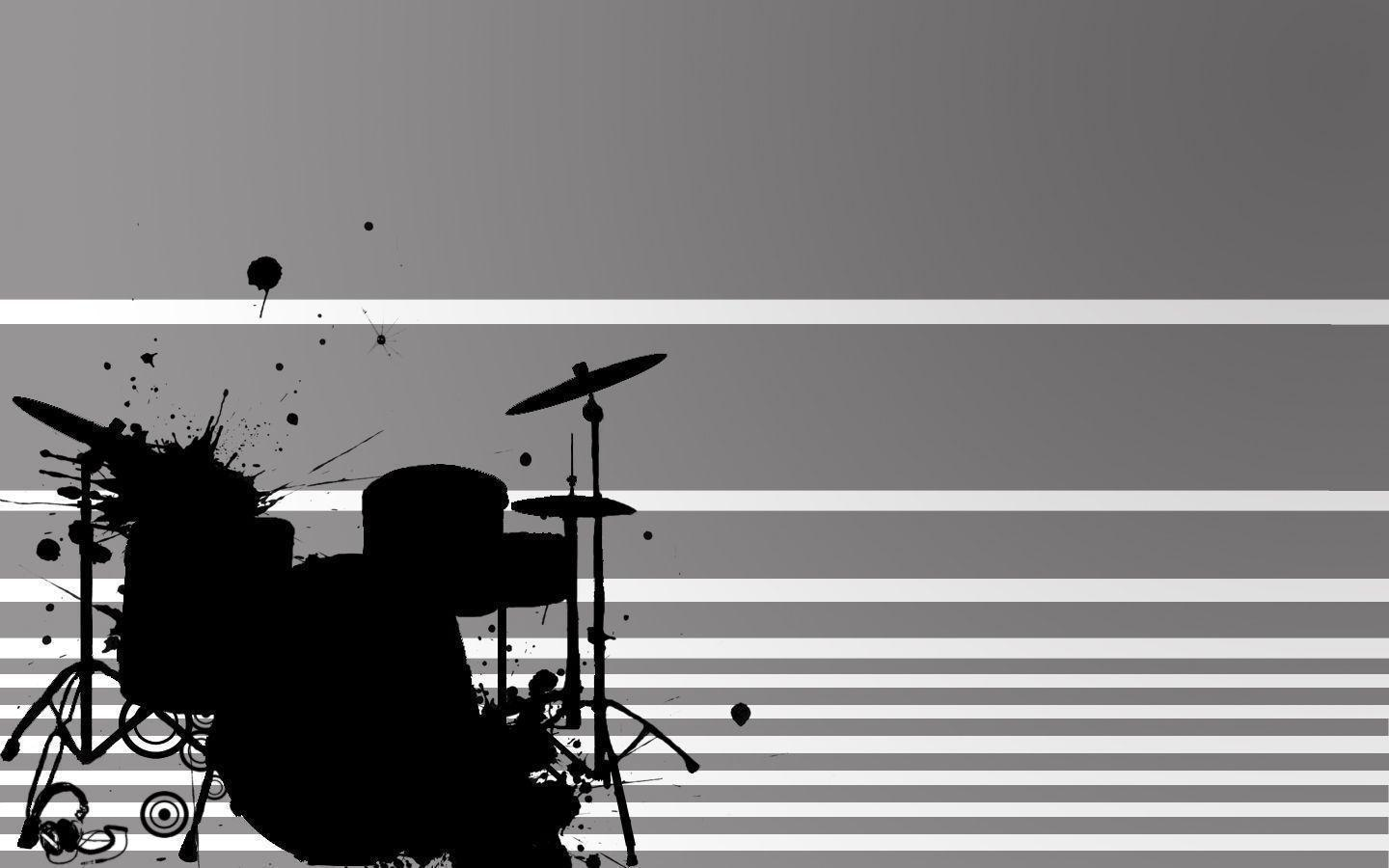 Drum Set Wallpapers  Wallpaper Cave