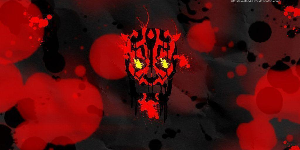 Darth Maul Wallpapers by AvilaTheDrawer