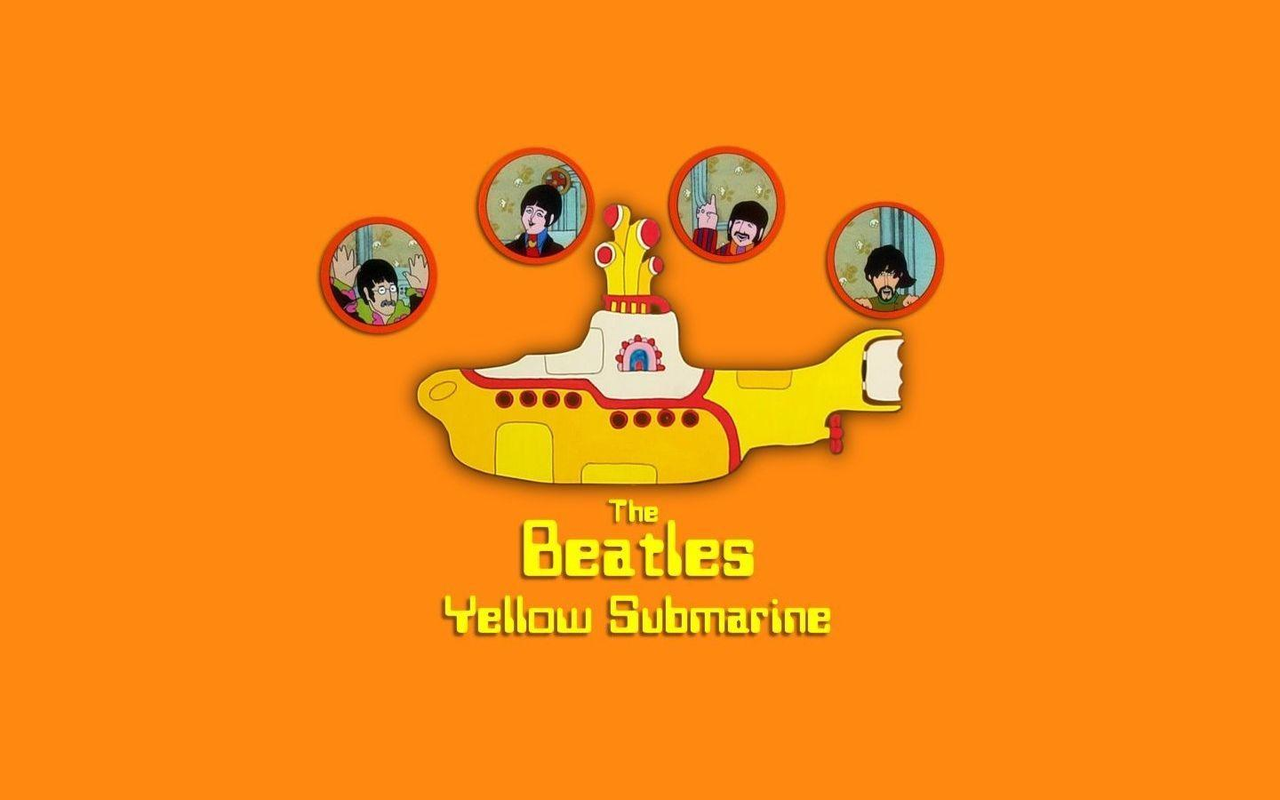 Beatles Yellow Submarine Wallpapers