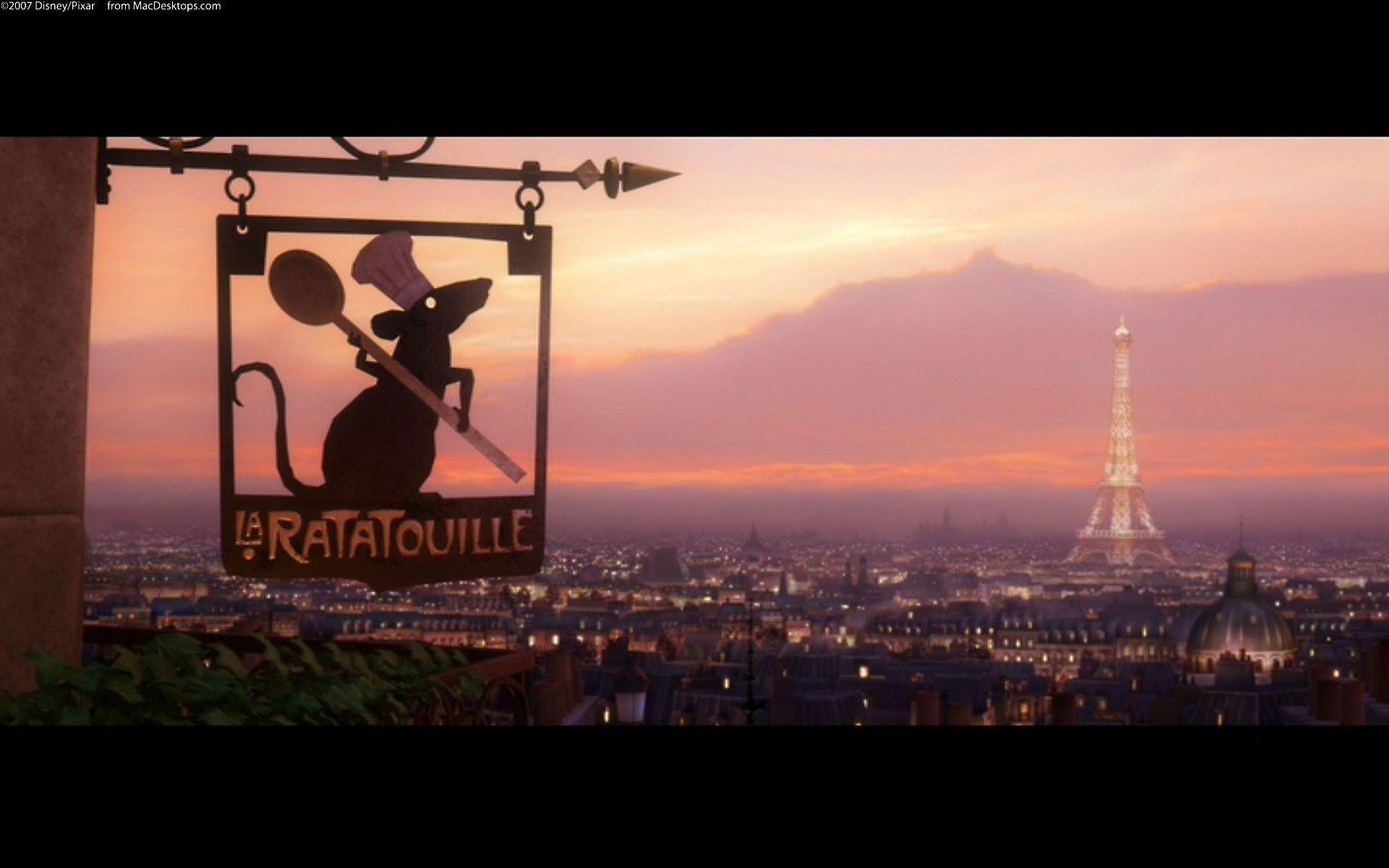 Ratatouille wallpaper hd - photo#4