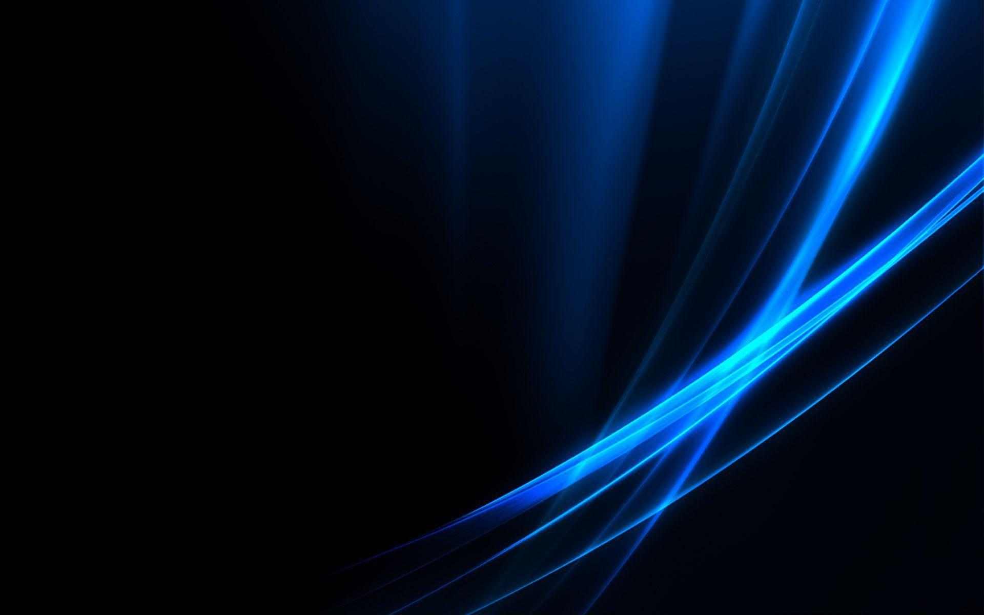 HD Blue Abstract Wallpapers