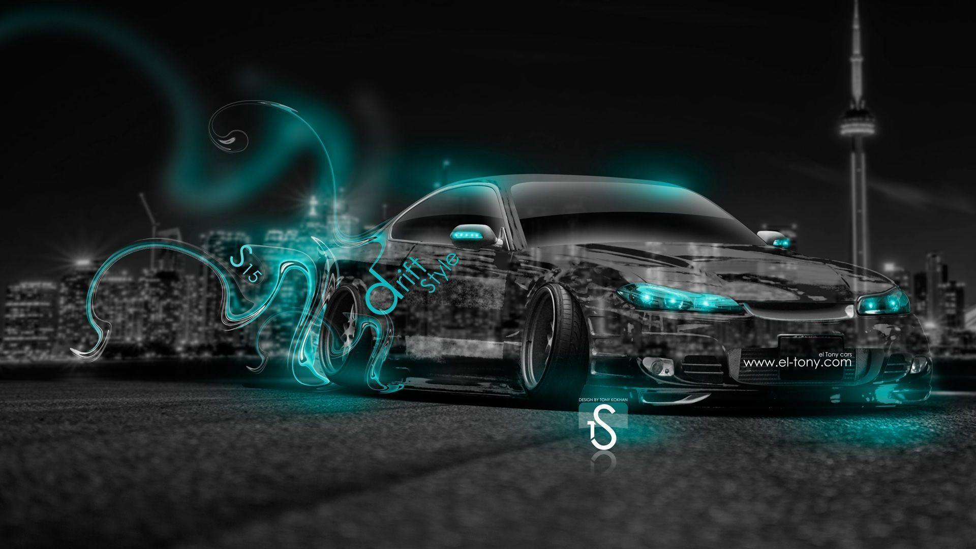 Charmant Nissan Silvia S15 JDM Crystal Drift Style Car 2014 « El Tony