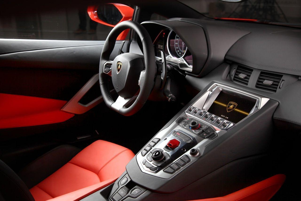 lamborghini reventon interior - photo #25