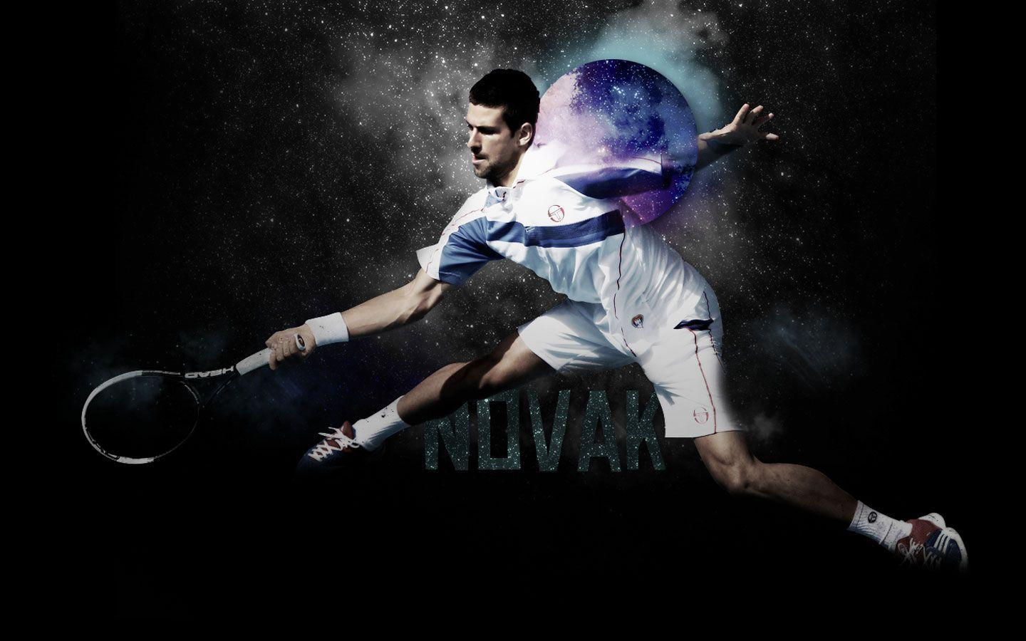 Novak Djokovic Wallpaper 2014 | Novak Djokovic Photos | New Wallpapers