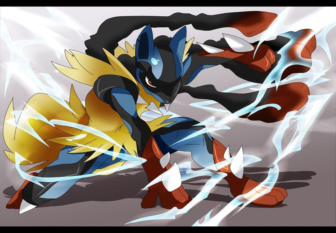 pokemon x how to get lucario