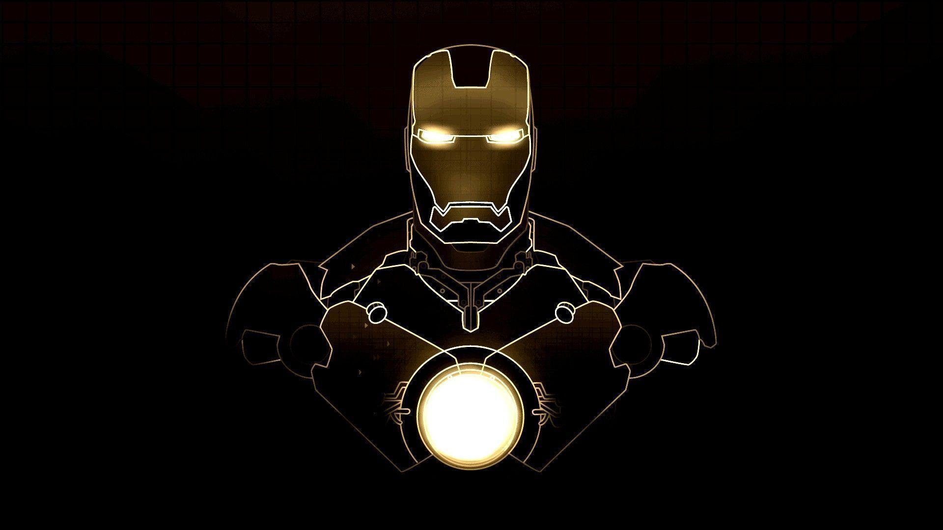 Wallpapers For > Iron Man Wallpaper Hd