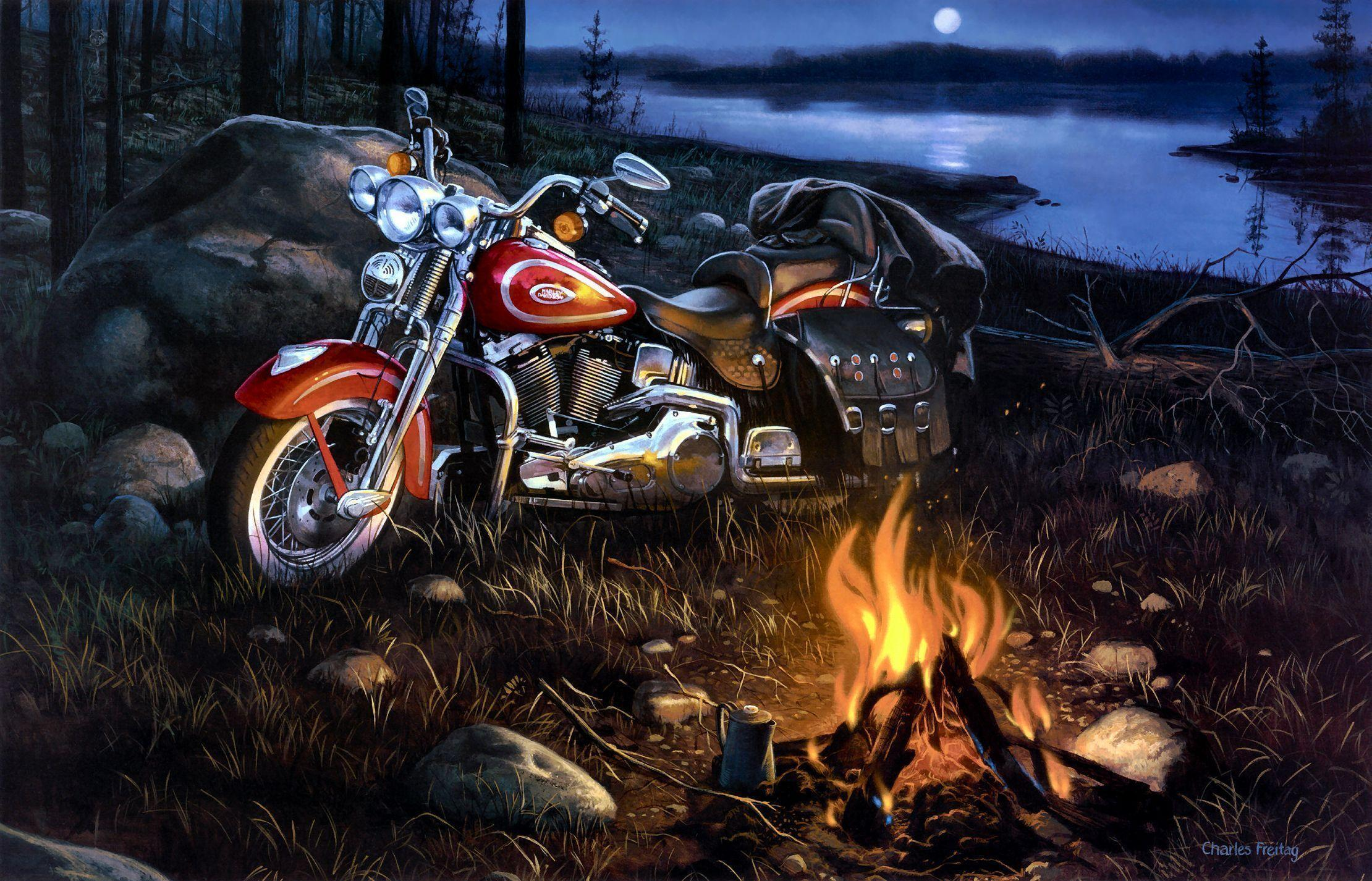 Harley Davidson Wallpaper 44 392790 High Definition Wallpapers ...