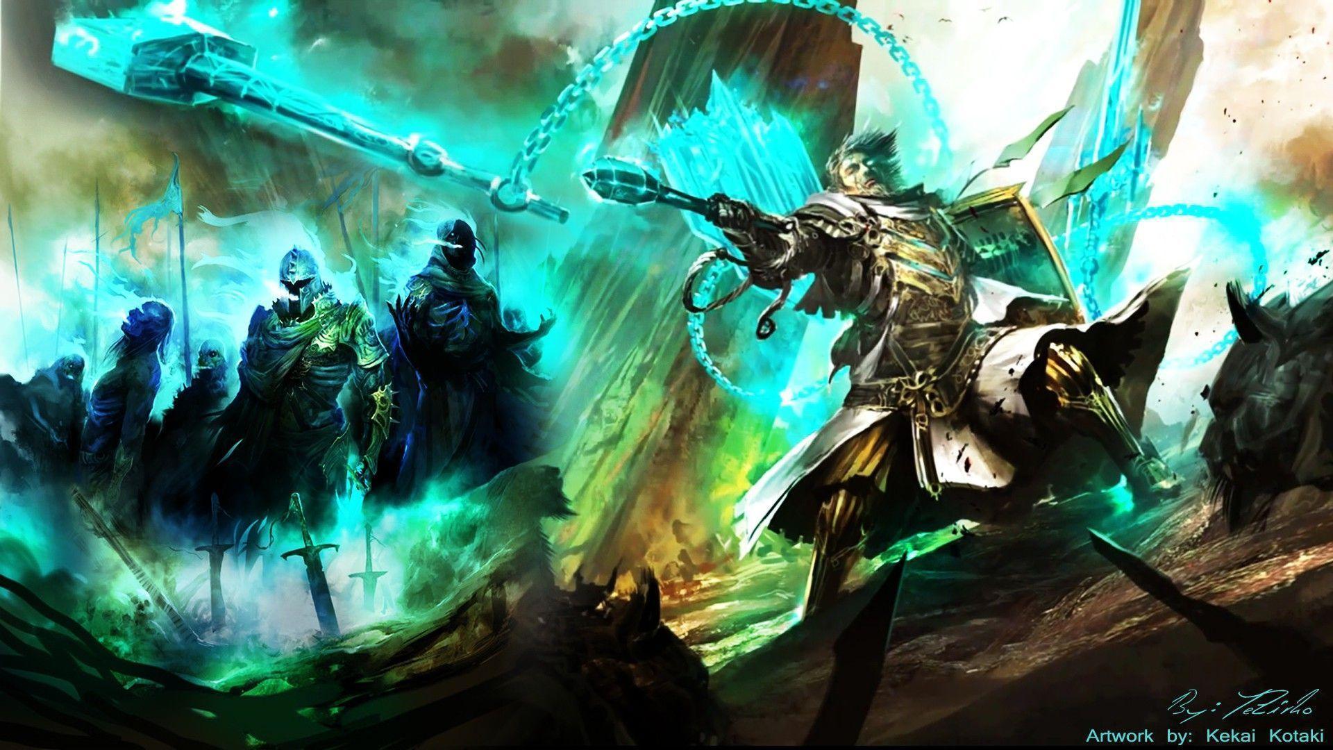 Guild Wars 2 Wallpapers HD - Wallpaper Cave