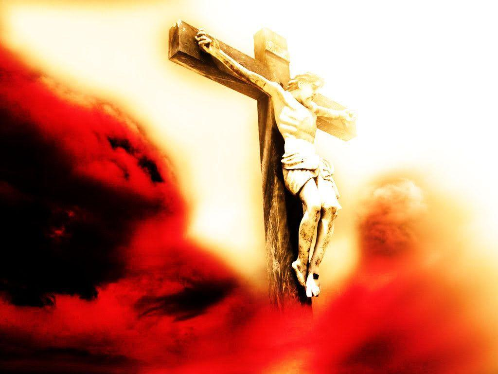 Crucifixion of Jesus Video Background - YouTube