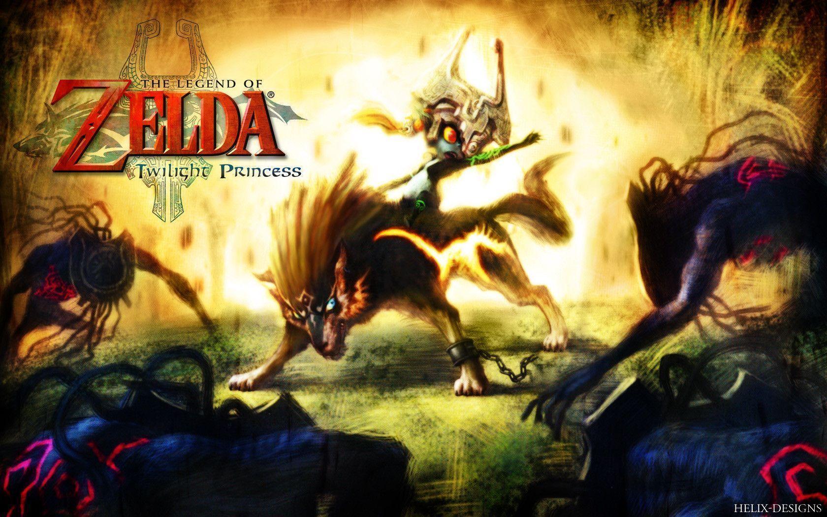 Zelda Twilight Princess Wallpapers - Wallpaper Cave