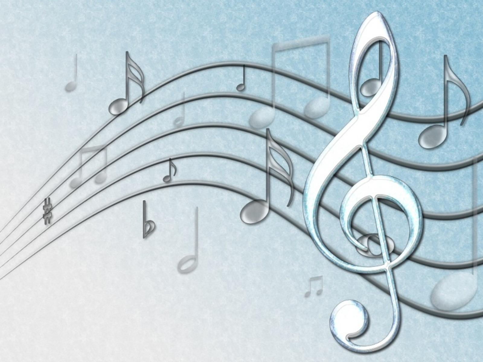 musical notes wallpaper - photo #18