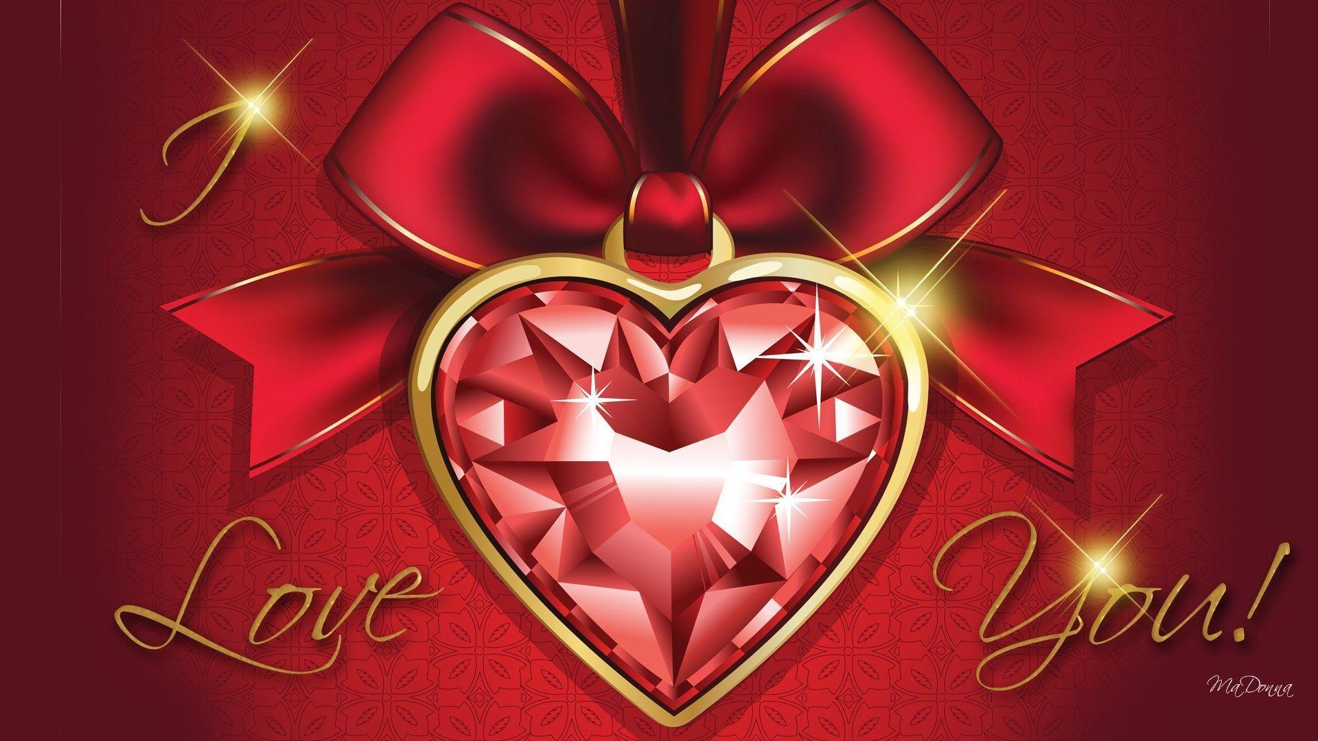 Valentine Hearts Wallpapers - Wallpaper Cave