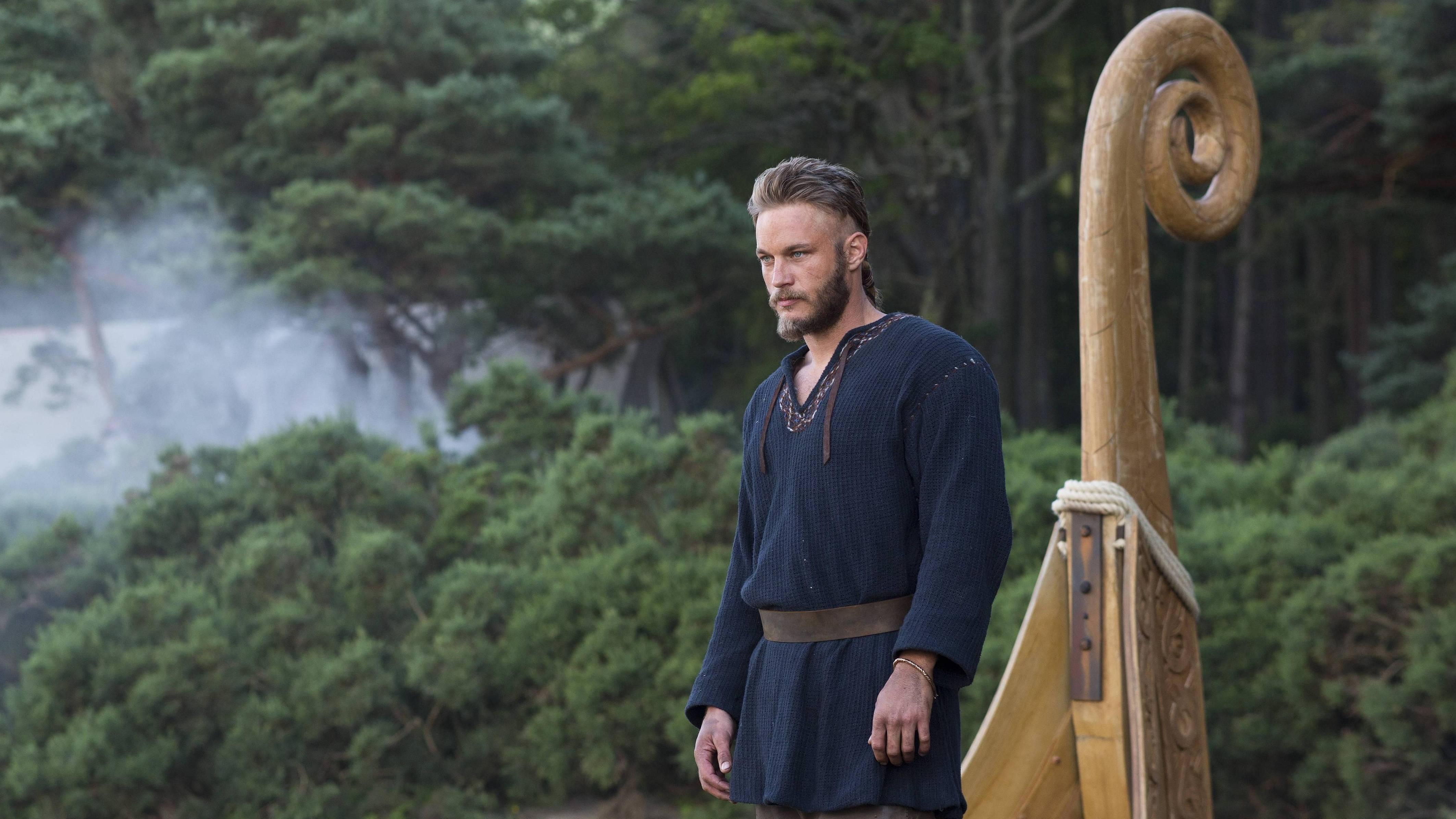Ragnar Vikings TV Series HD Wallpaper Id 2481