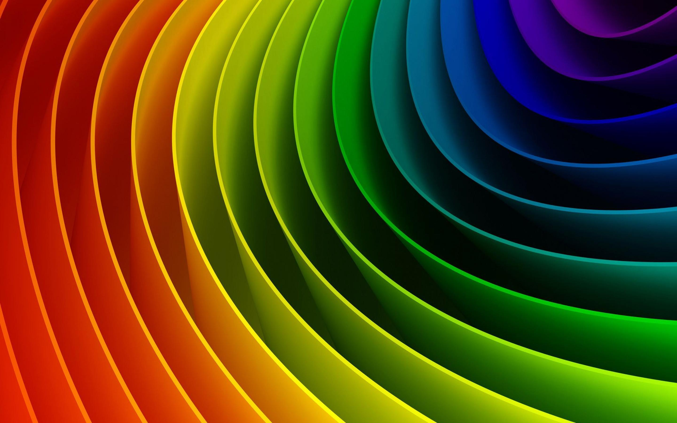 cool rainbow backgrounds wallpapers - photo #35