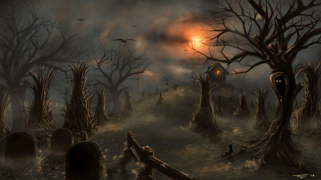 halloween backgrounds for pictures wallpaper cave