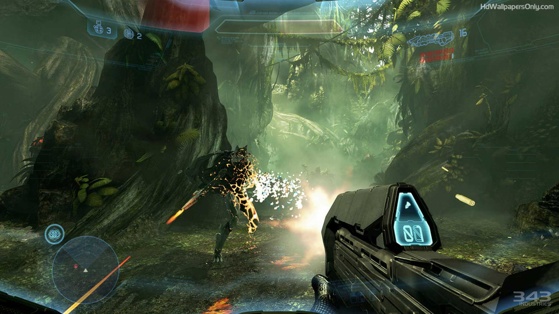 Halo 4 Wallpapers & Screenshots HD Pictures From