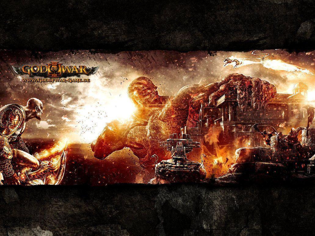 god of war 3 wallpapers wallpaper cave