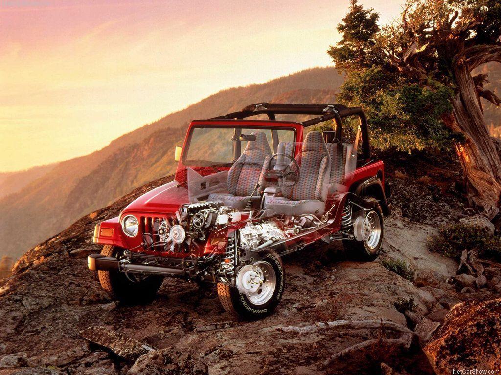 Jeep Wrangler Wallpapers Wallpaper Cave