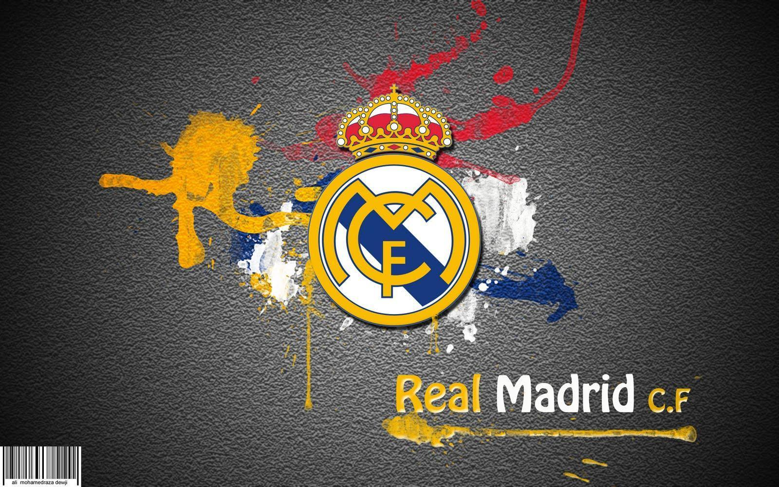 real madrid logo wallpapers wallpaper cave. Black Bedroom Furniture Sets. Home Design Ideas