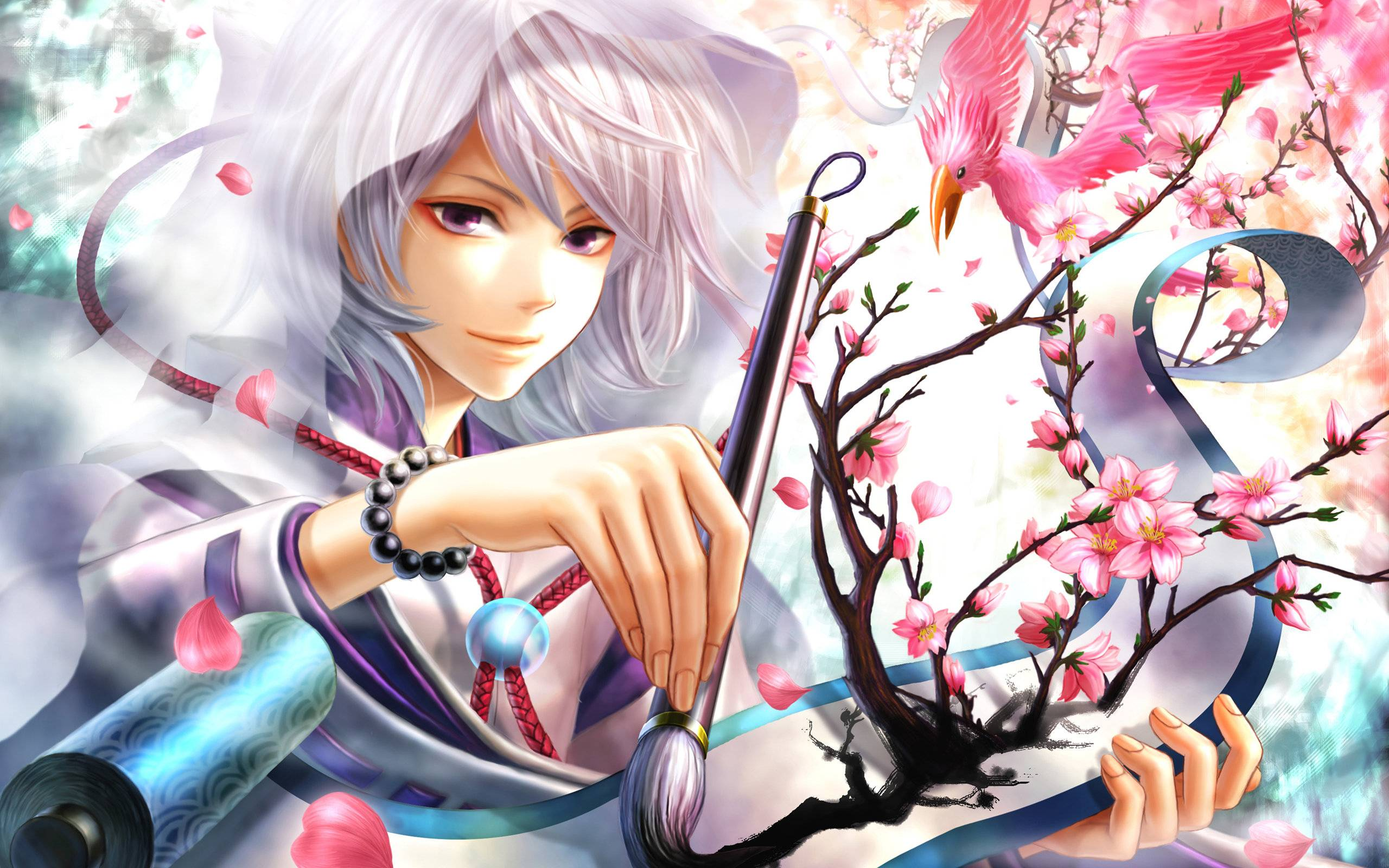 best anime wallpapers wallpaper cave