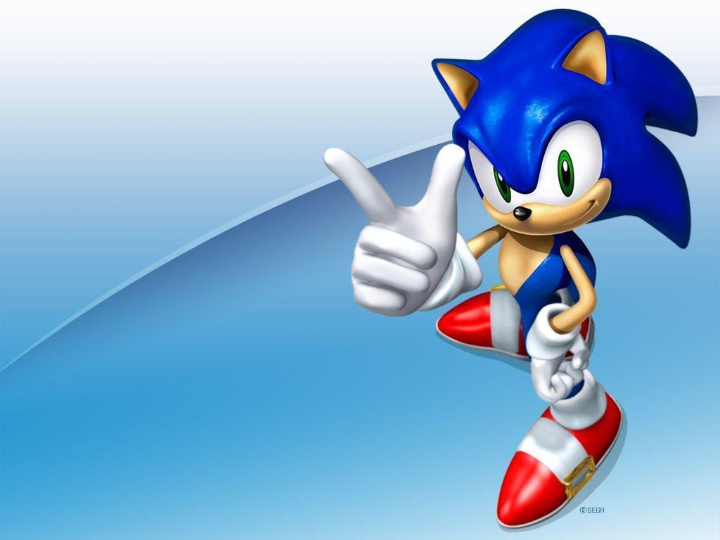 256 Sonic The Hedgehog Wallpapers
