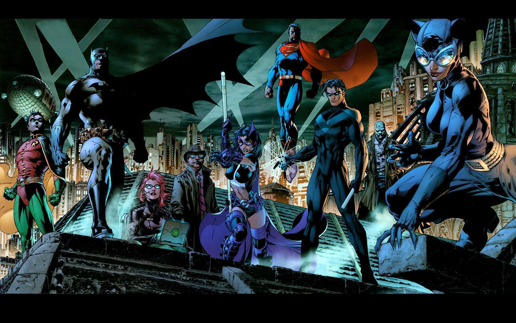 Dc comics wallpapers wallpaper cave - Dc characters wallpaper hd ...