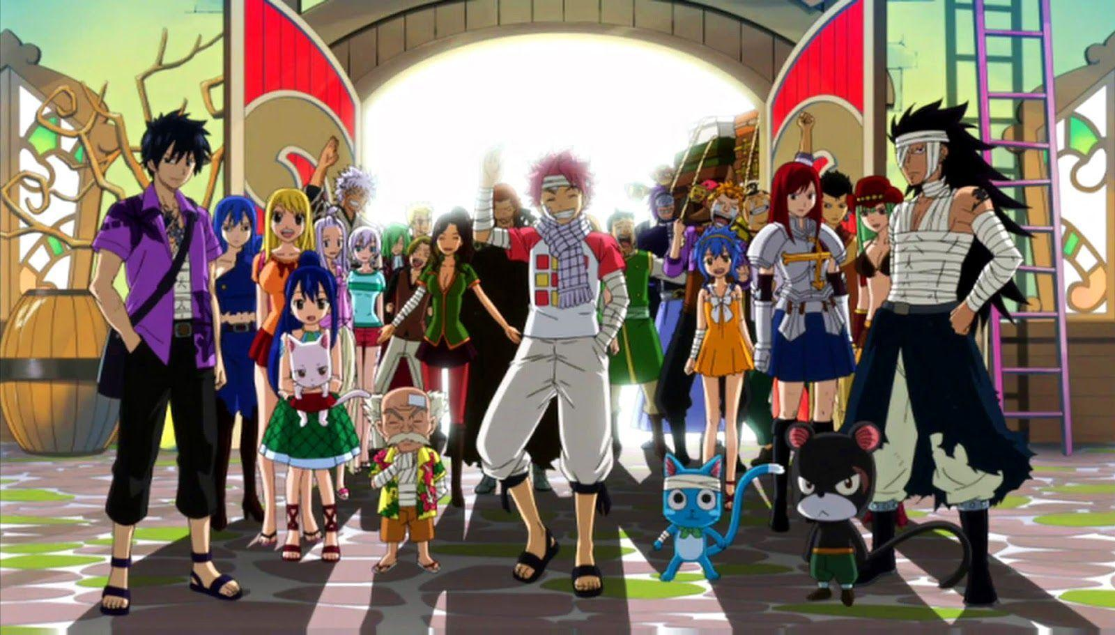 alll4one: Fairy Tail Wallpapers