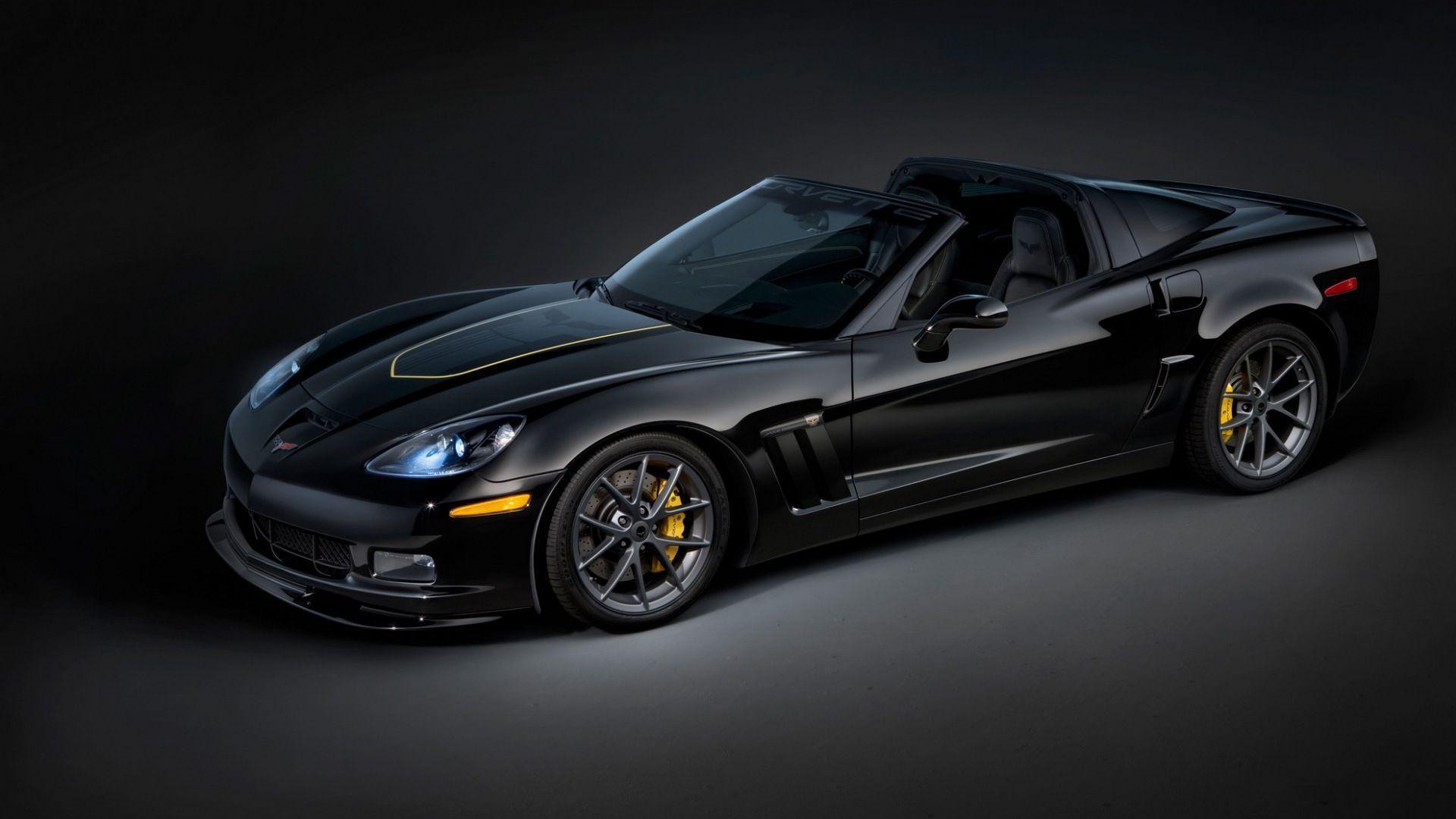 black corvette zr1 wallpapers - photo #1