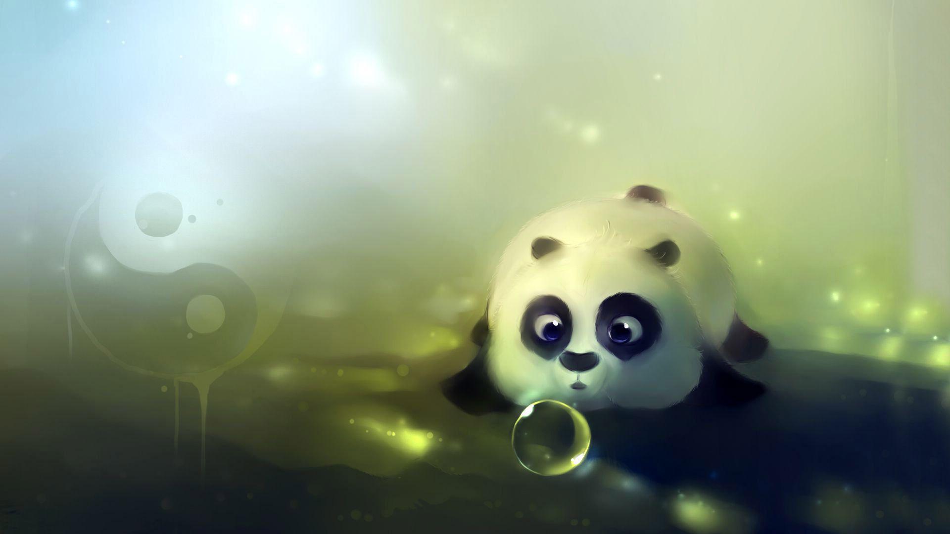 Panda Wallpapers - Wallpaper Cave