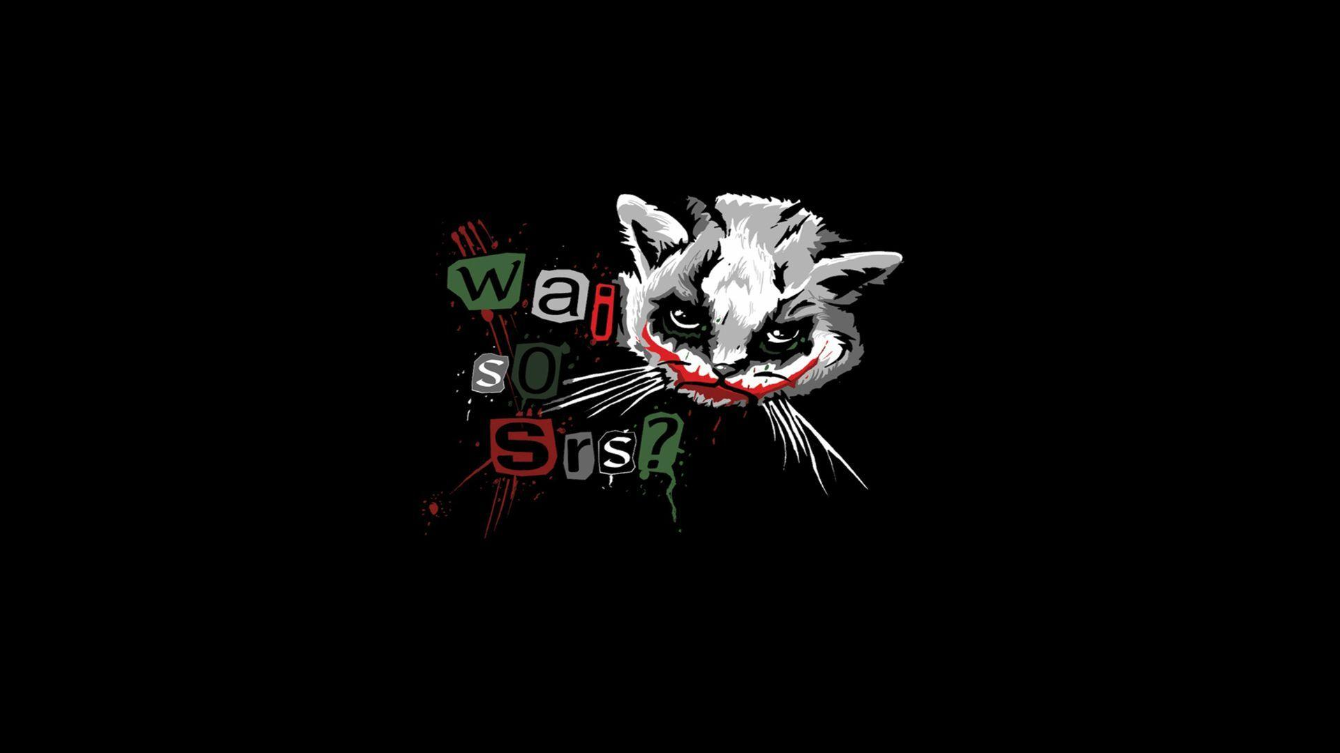 Joker Why So Serious Wallpaper Free Download 1920x1080PX
