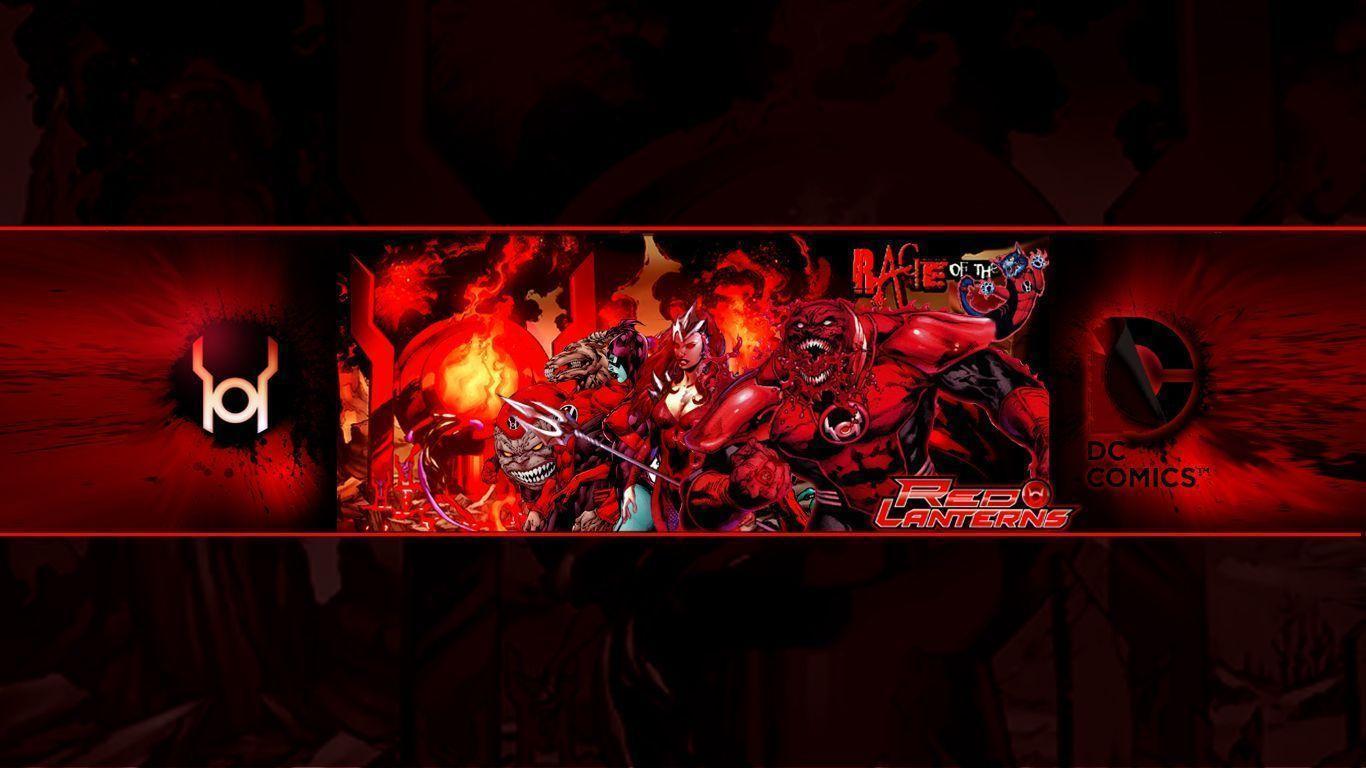 Red lantern logo wallpaper - photo#52