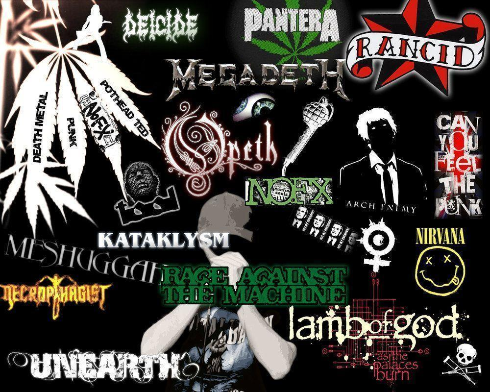 death metal bands wallpapers