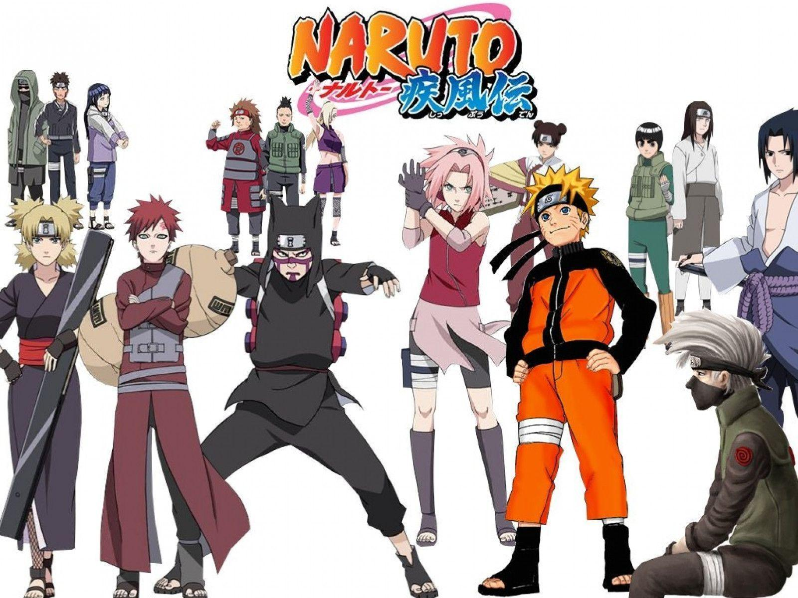 Naruto characters wallpapers wallpaper cave naruto characters wallpapers 39307 hd wallpapers pictwalls voltagebd Image collections