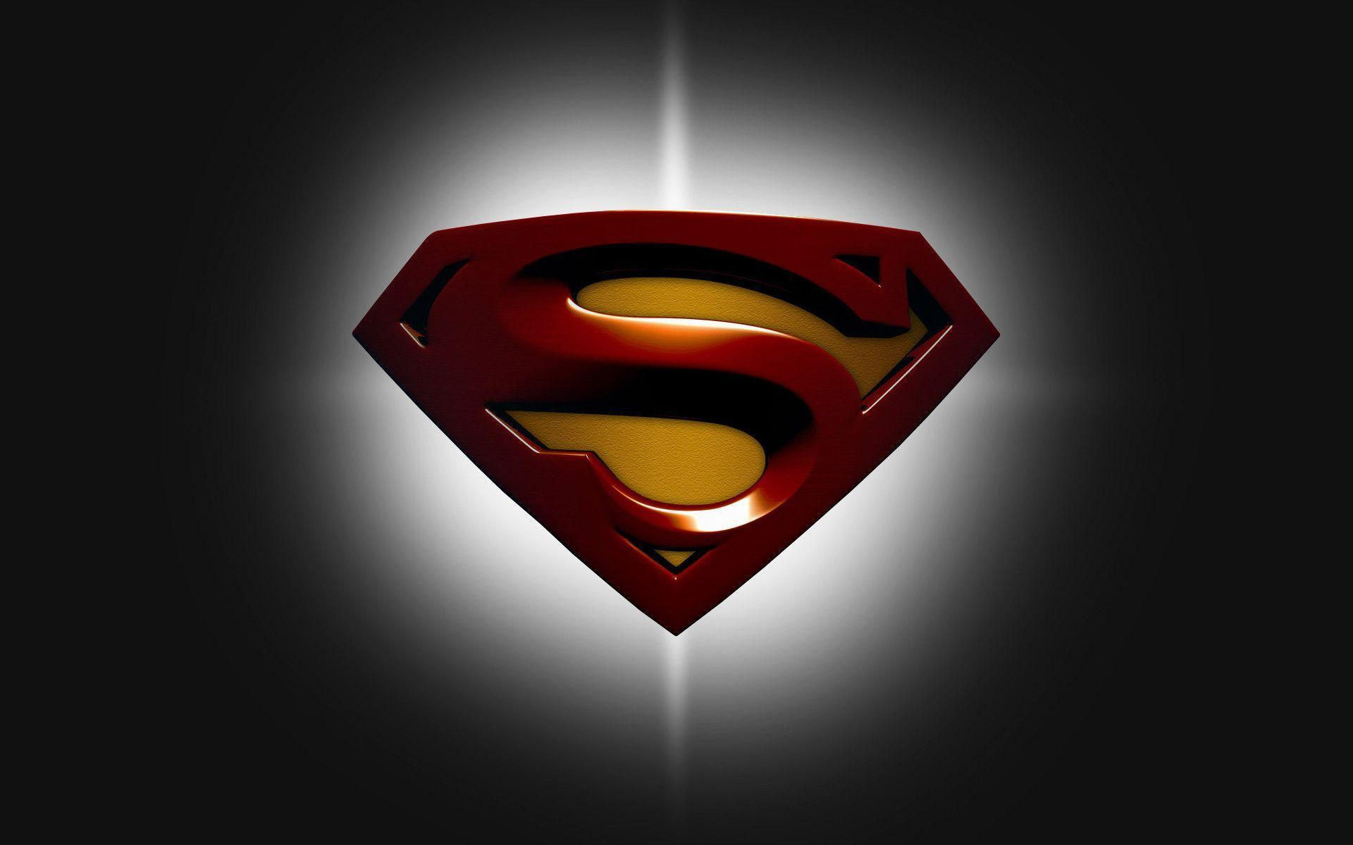 superman logo free wallpaper - photo #12