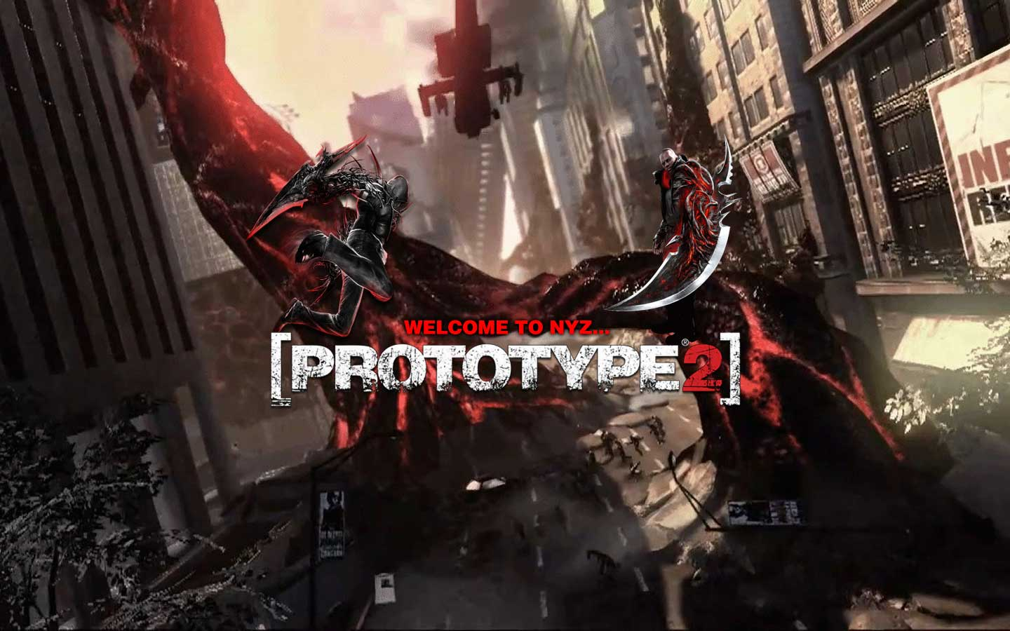 Prototype Wallpapers High Quality Download Free