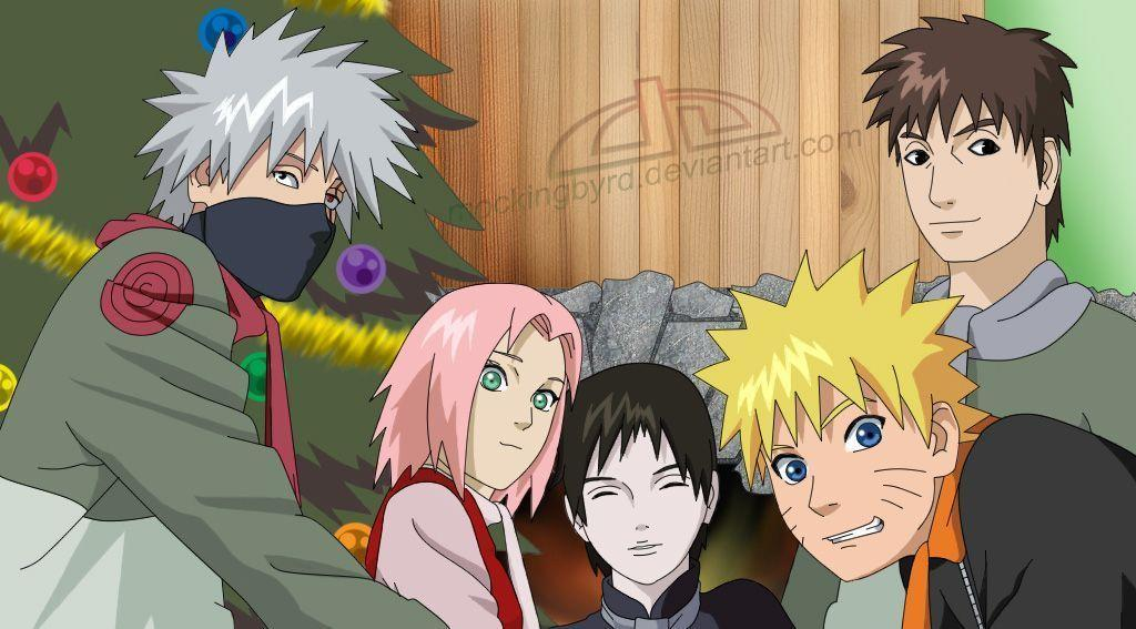 christmas anime naruto - photo #21