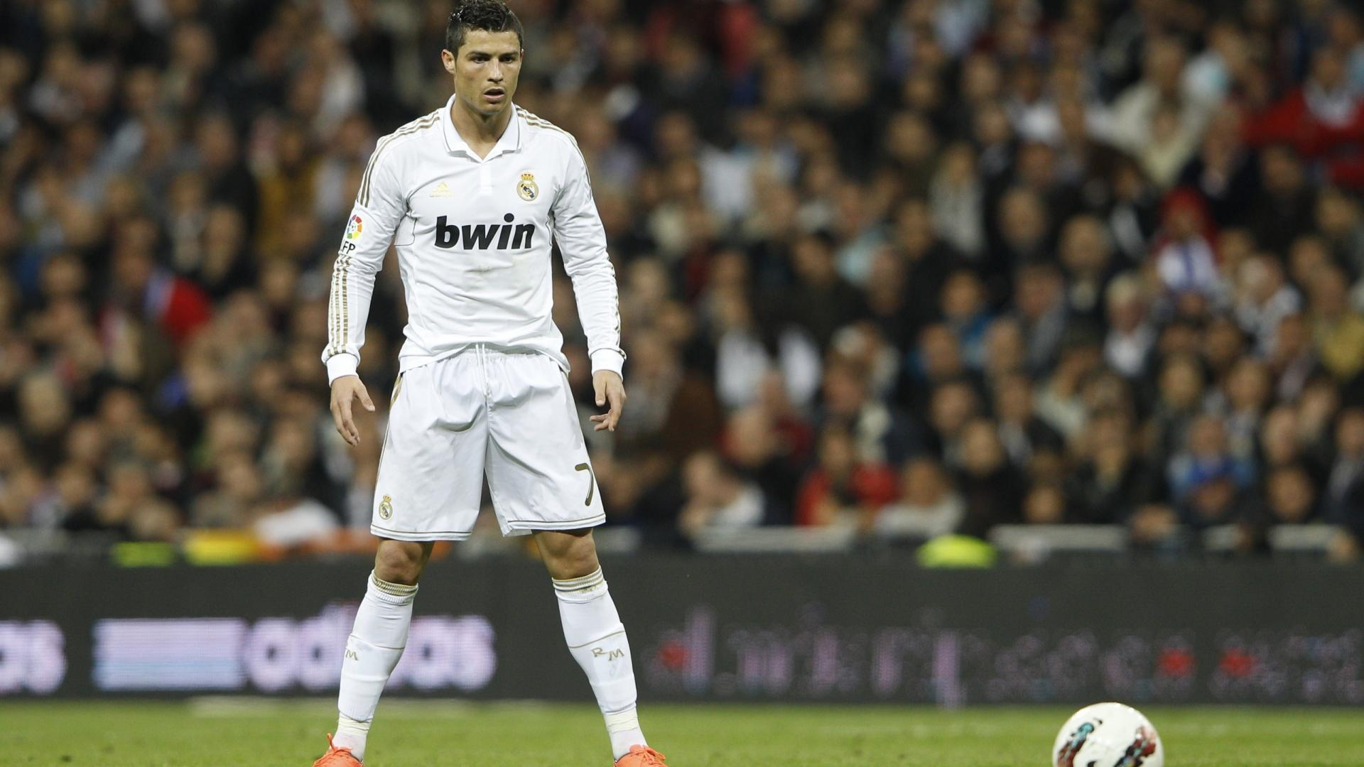 Cristiano Ronaldo Hd Wallpapers Wallpaper Cave