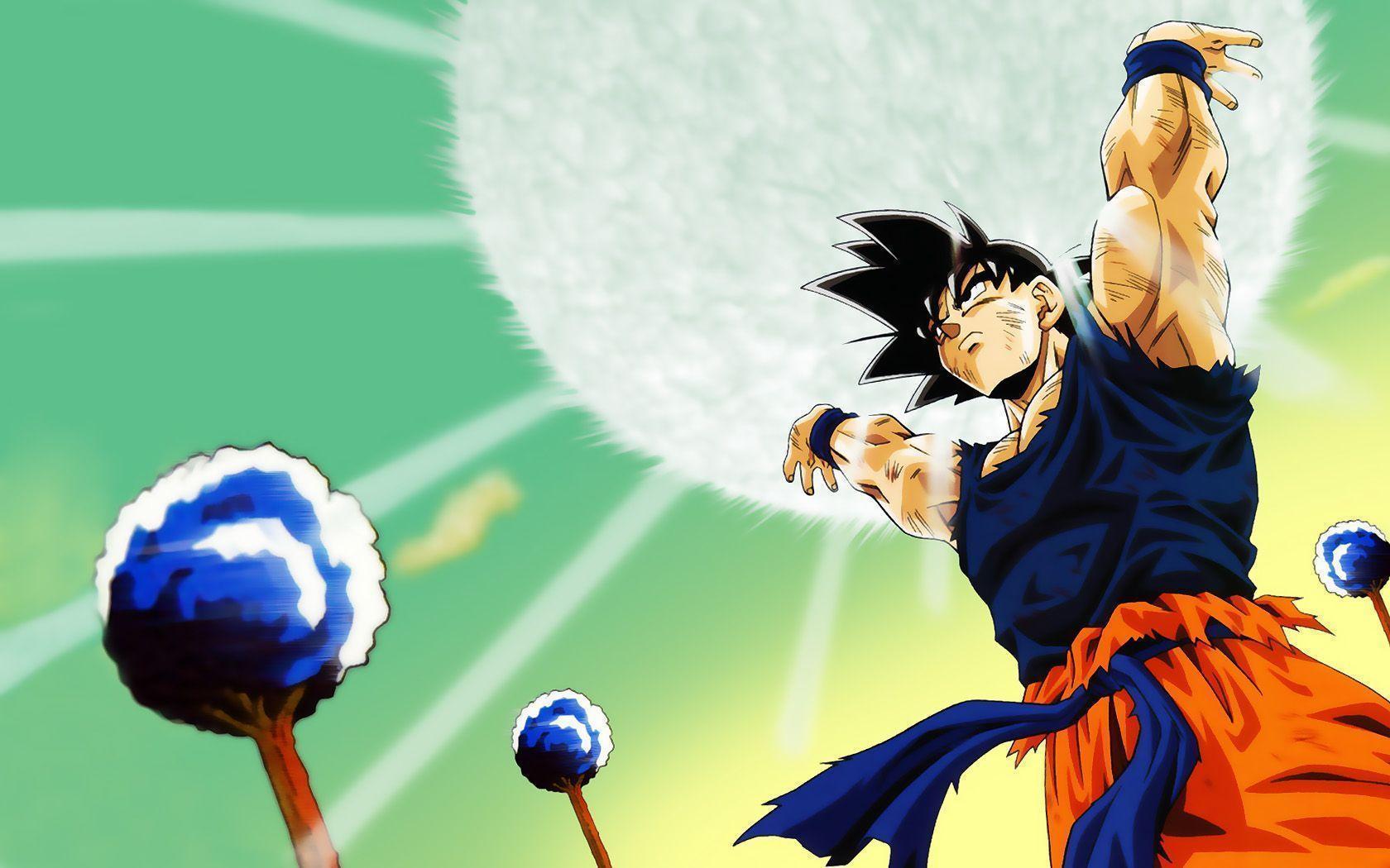 Goku* - Goku Wallpaper (35561903) - Fanpop