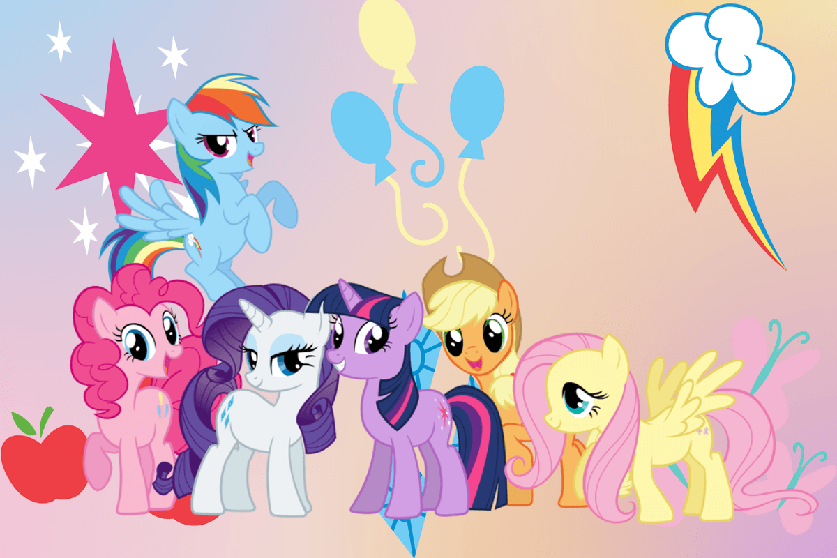 My Little Pony: Friendship Is Magic Wallpapers - Wallpaper ...