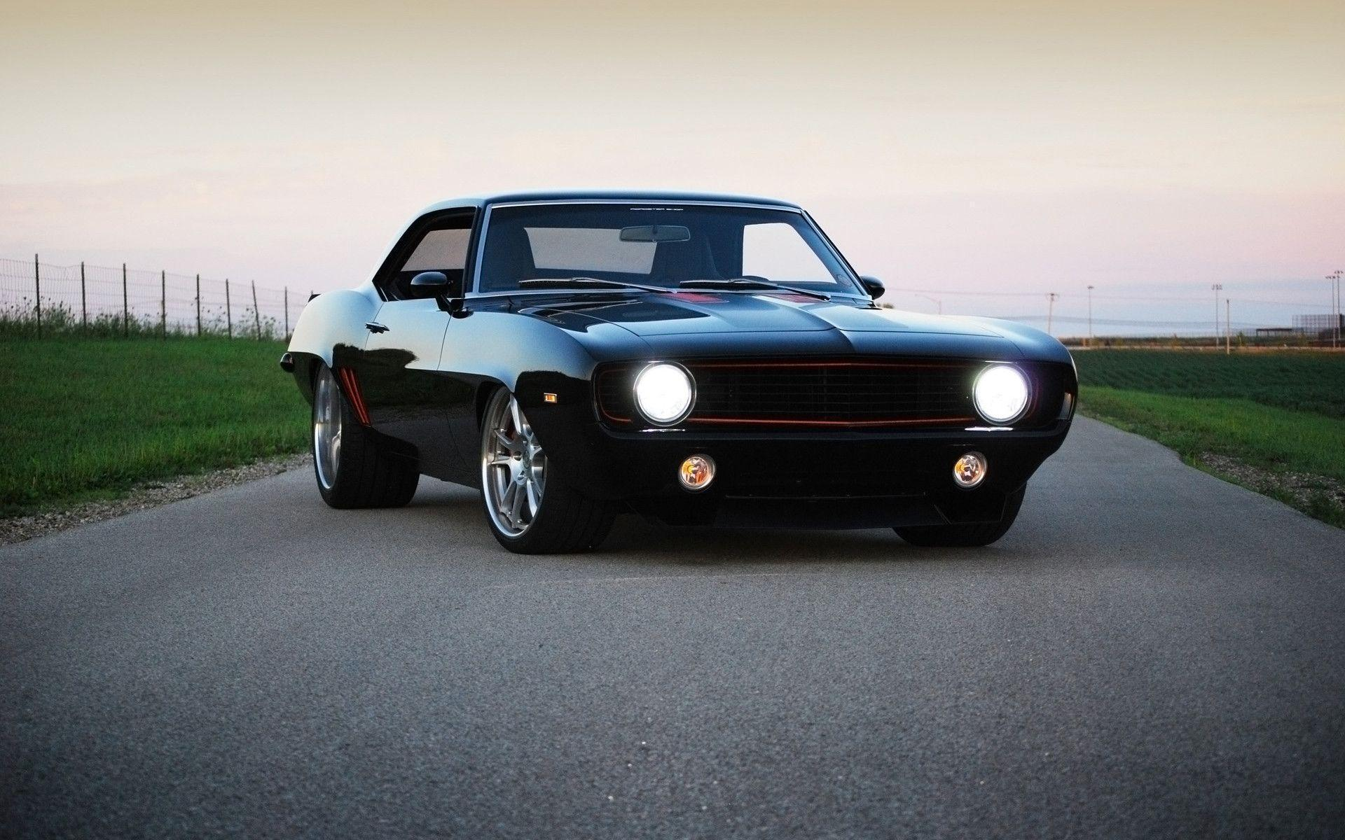 1969 Camaro Wallpapers Wallpaper Cave