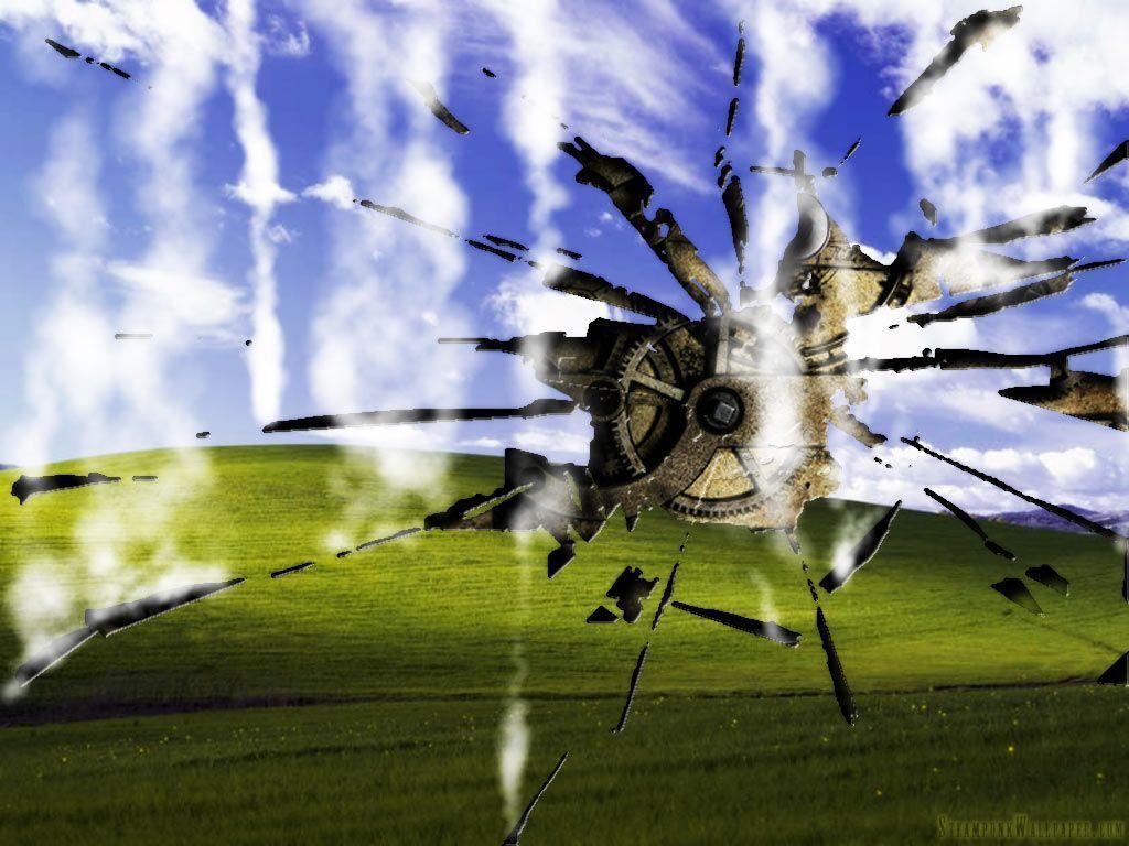 Broken window wallpapers wallpaper cave - Cool screensavers for cracked screens ...