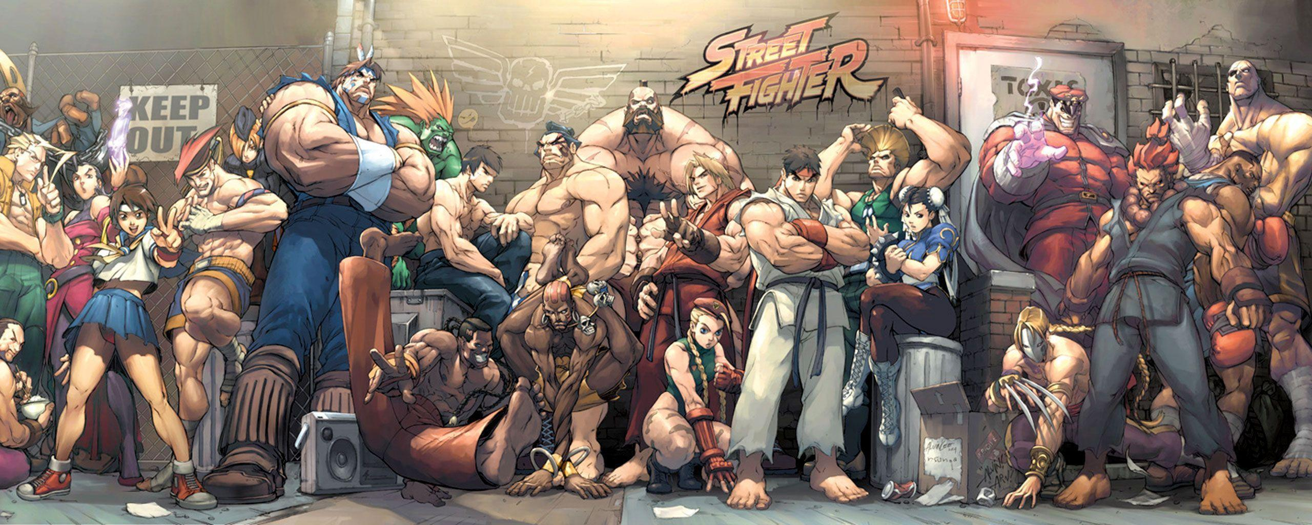 Street Fighter HD Wallpapers Wallpaper
