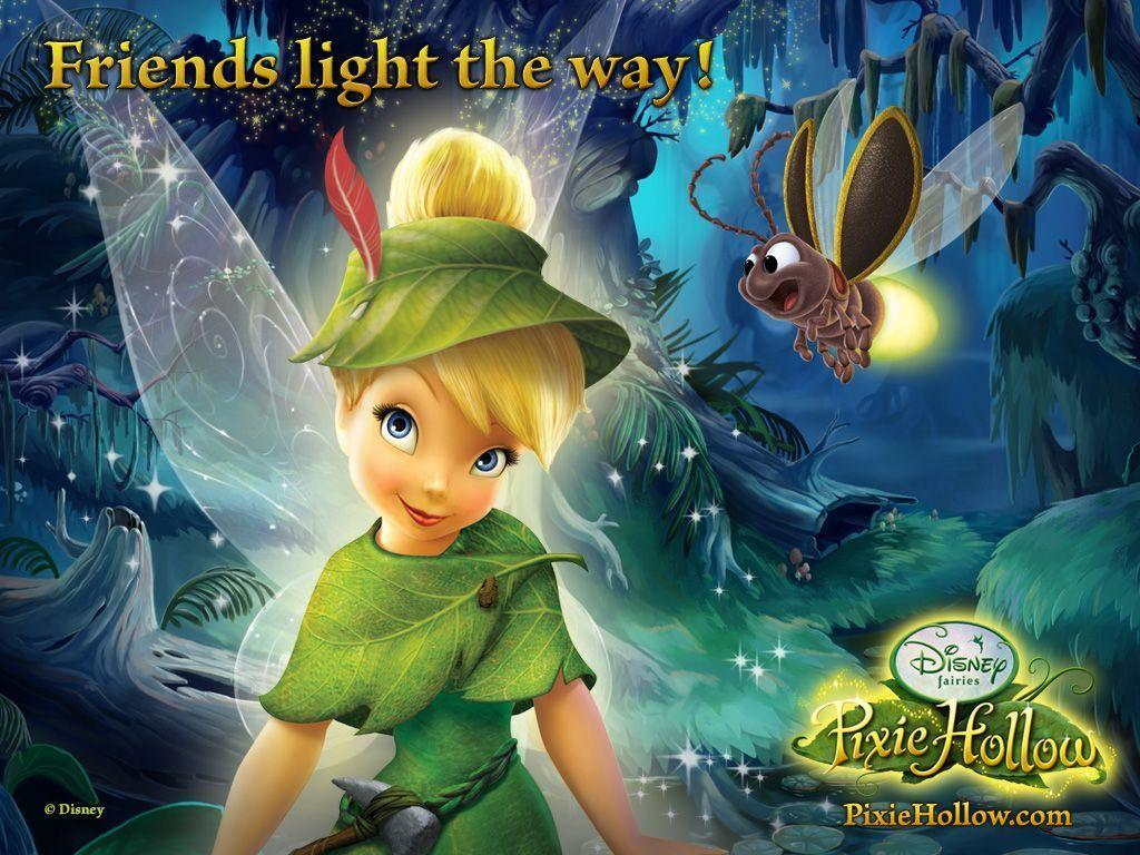Periwinkle In Tinkerbell Wallpaper For Ipad