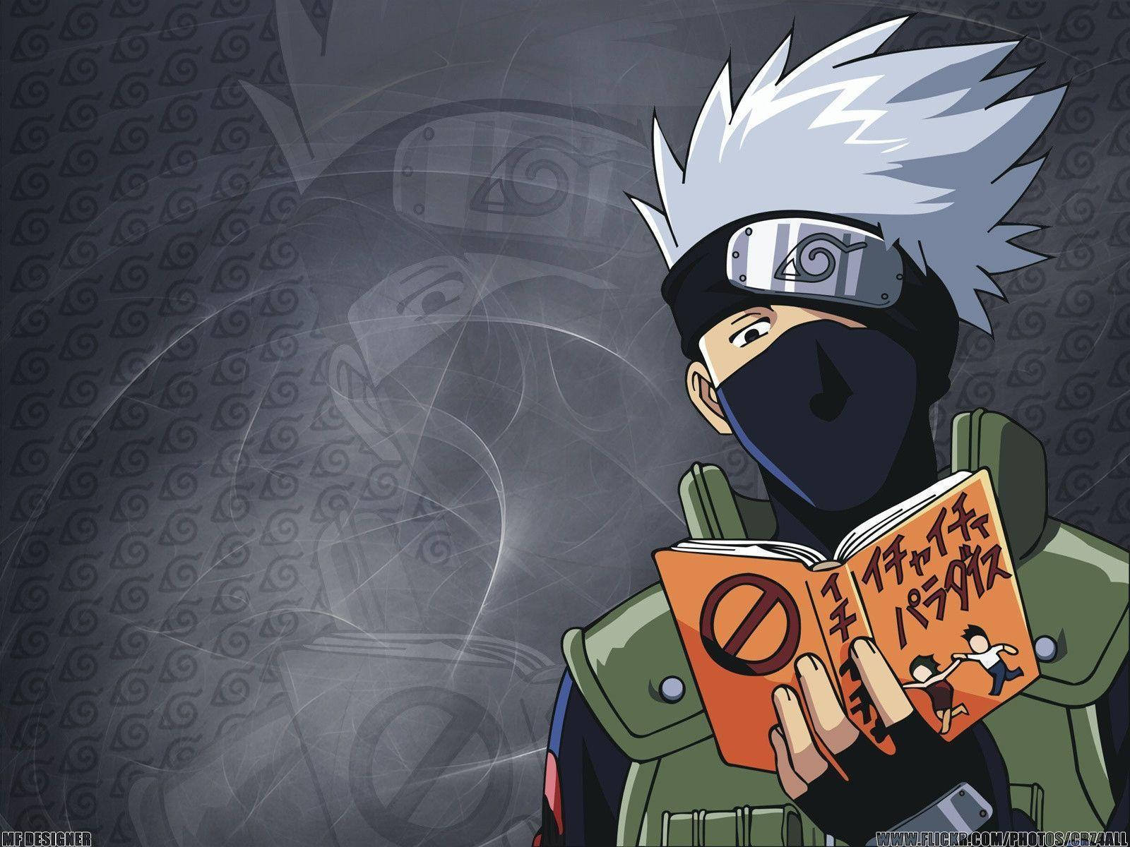 Kakashi hatake wallpapers wallpaper cave - Kakashi sensei wallpaper ...
