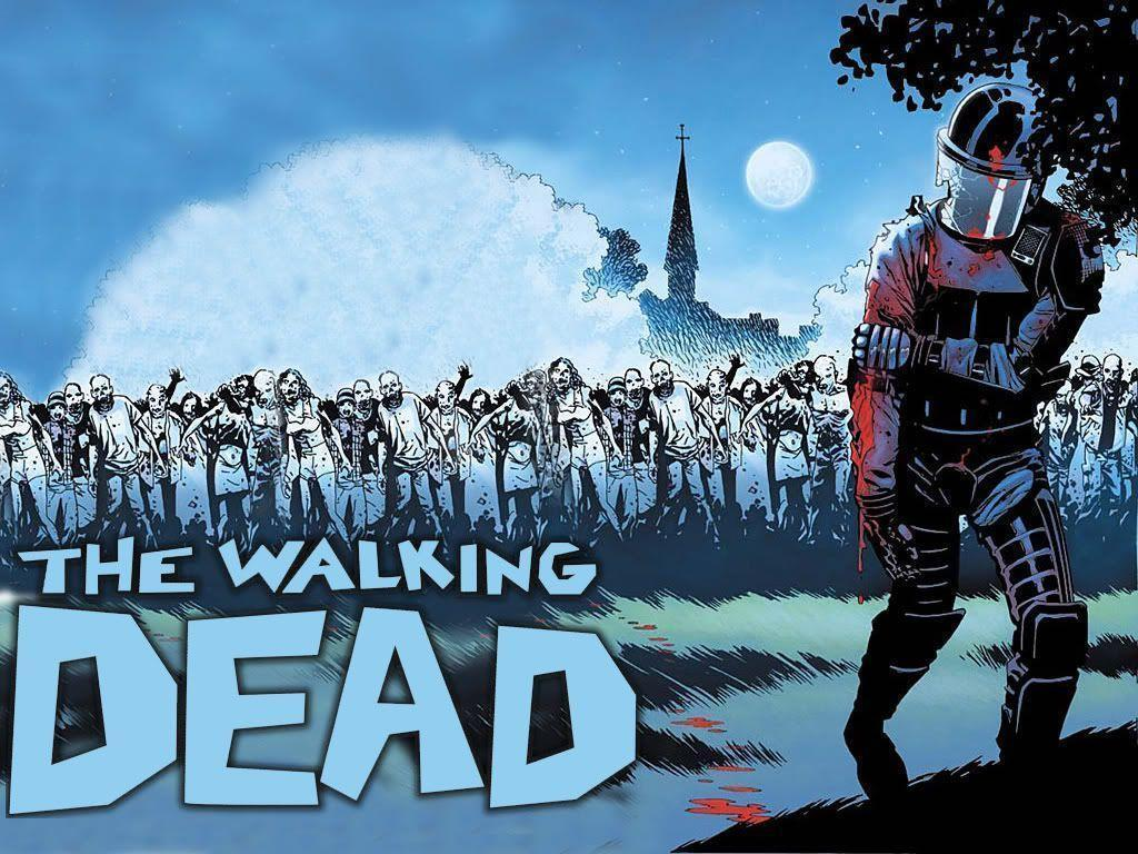 Image For > Walking Dead Comic Covers Wallpapers