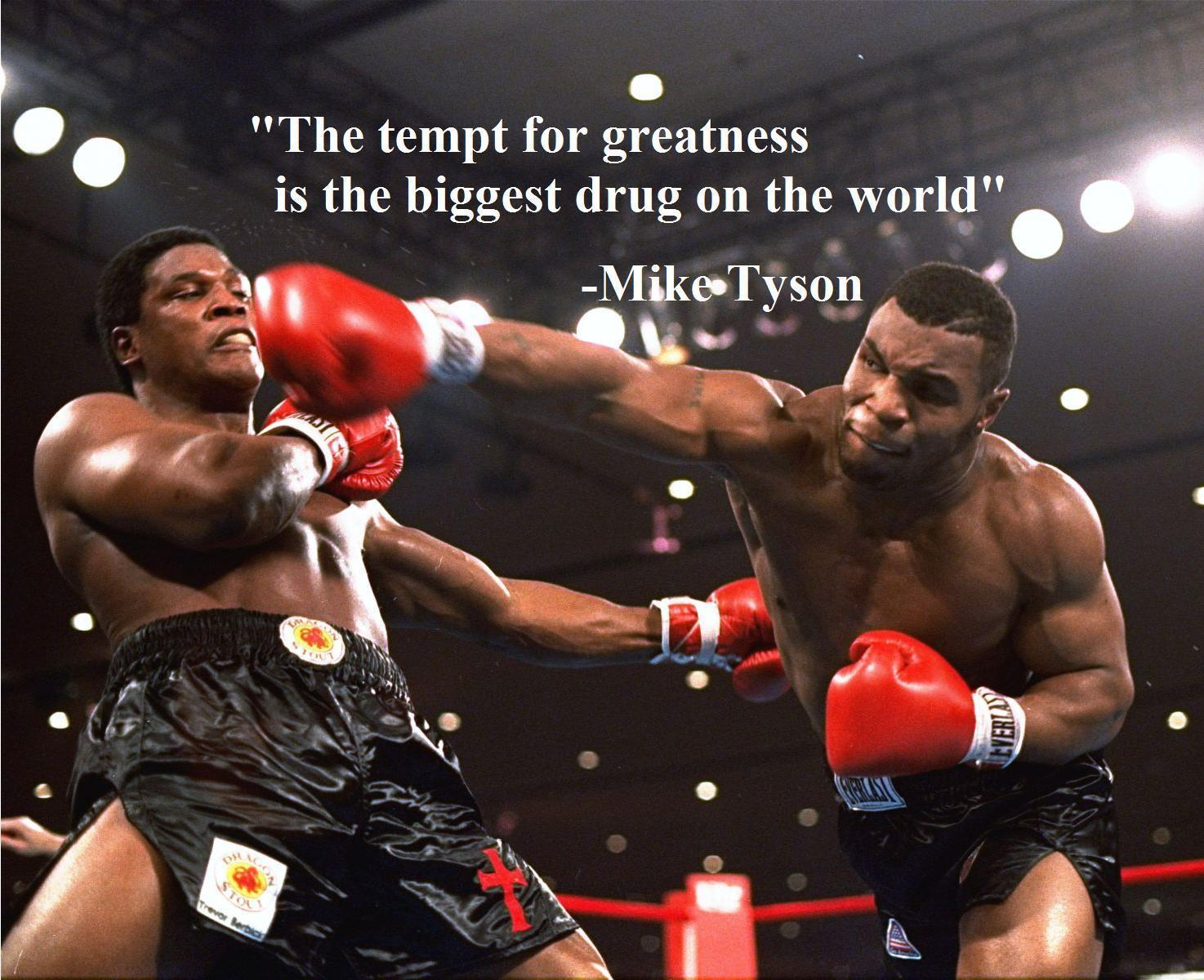 Wallpapers For > Mike Tyson Wallpaper Quotes