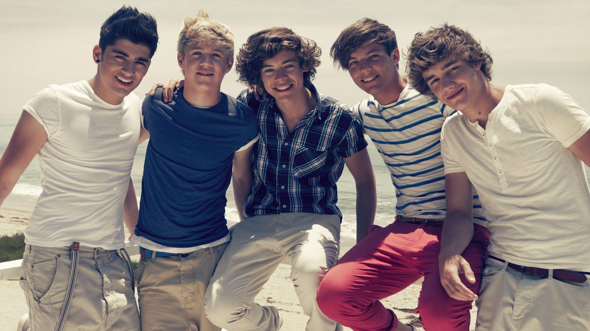 Background One Direction Wallpaper 1920x1080